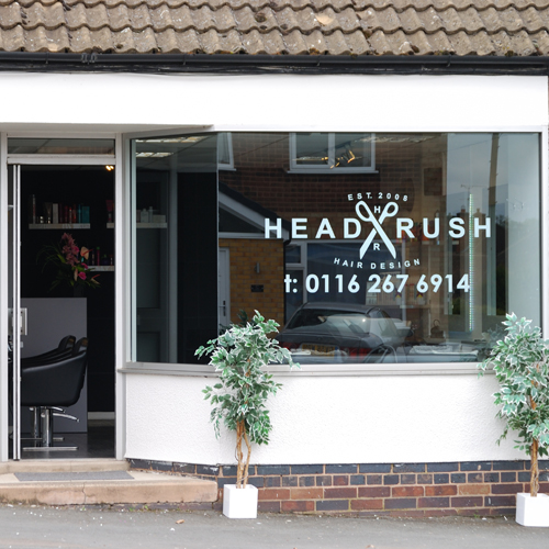 Head Rush Birstall Salon Exterior